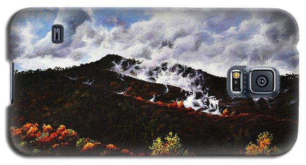 Smoky Mountain Angel Hair Galaxy S5 Case