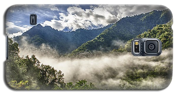 Smoky Mountain Chimney Tops Galaxy S5 Case