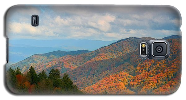 Smoky Mountain Fall Storm Over The Gap Galaxy S5 Case