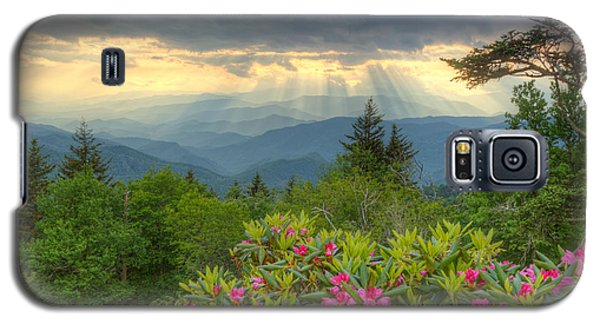 Mountain Grandeur Galaxy S5 Case