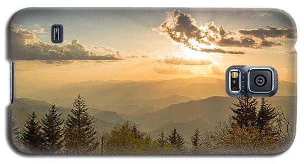 Smoky Mountain Splendor Galaxy S5 Case