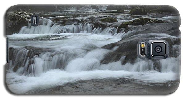 Smoky Mountain Stream Galaxy S5 Case