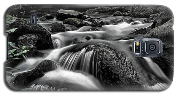 Smoky Mountains Cascades Galaxy S5 Case