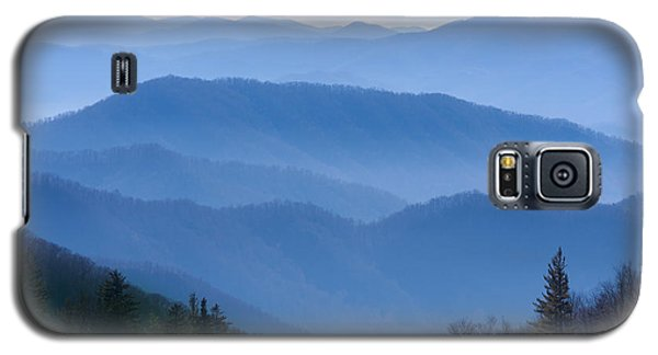 Smoky Mountains Galaxy S5 Case