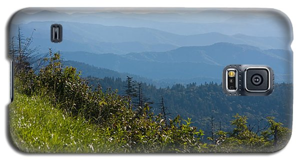 Smoky Mountains View Galaxy S5 Case by Melinda Fawver