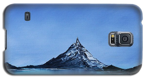Galaxy S5 Case featuring the painting Smooth As Glass by Jennifer Muller