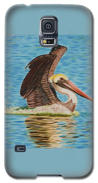 Smooth Landing  Galaxy S5 Case