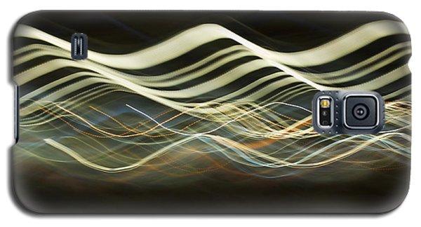 Smooth Music Galaxy S5 Case by Graham Hawcroft pixsellpix