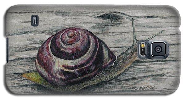 Snail Study Galaxy S5 Case