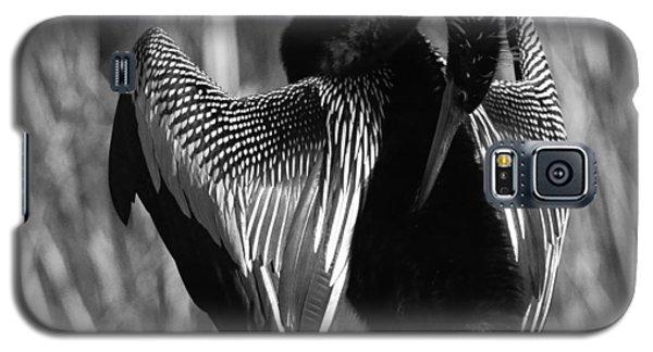 Snake Bird Galaxy S5 Case by Daniel Woodrum