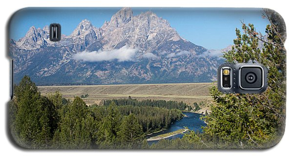 Snake River Overlook Galaxy S5 Case
