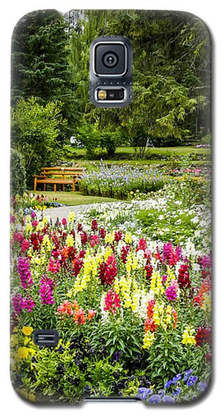 Snapdragon Garden Galaxy S5 Case
