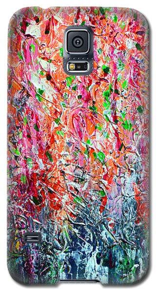 Snapdragons II Galaxy S5 Case by Alys Caviness-Gober