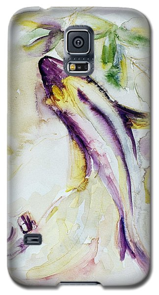 Snapper And Skate Galaxy S5 Case