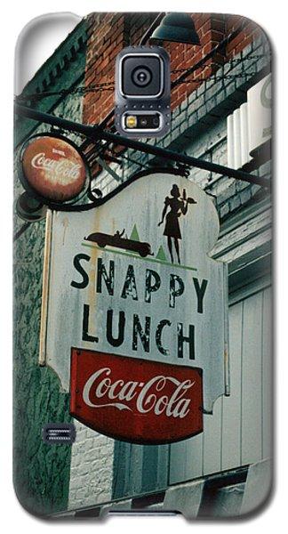 Snappy's Galaxy S5 Case by Steve Godleski