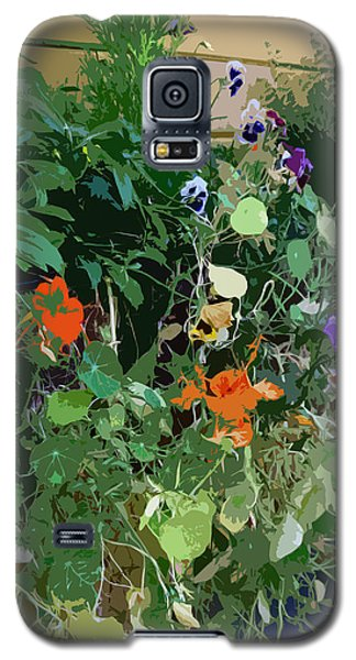 Snohomish Flowerbox 					 Galaxy S5 Case