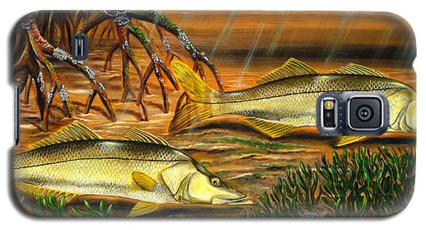 Snook In The Mangroves Galaxy S5 Case