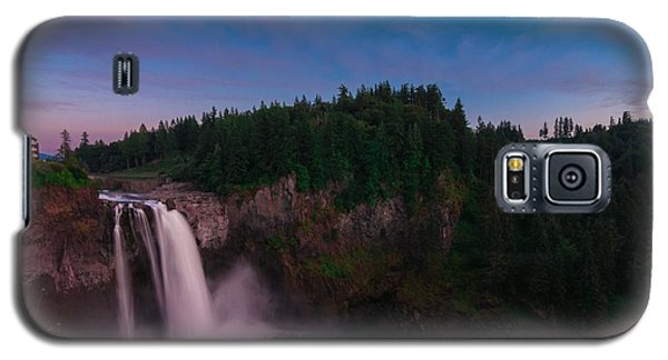 Snoqualmie Falls Galaxy S5 Case