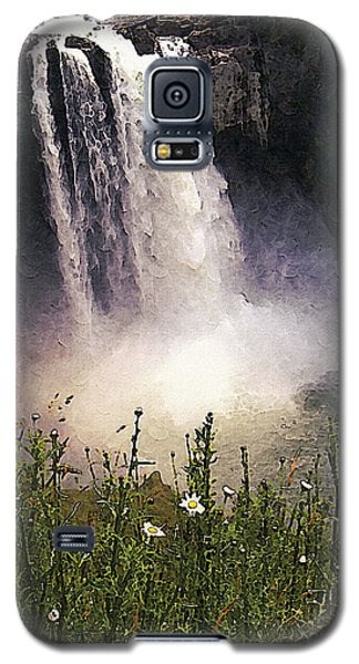 Snoqualmie Falls Wa. Galaxy S5 Case