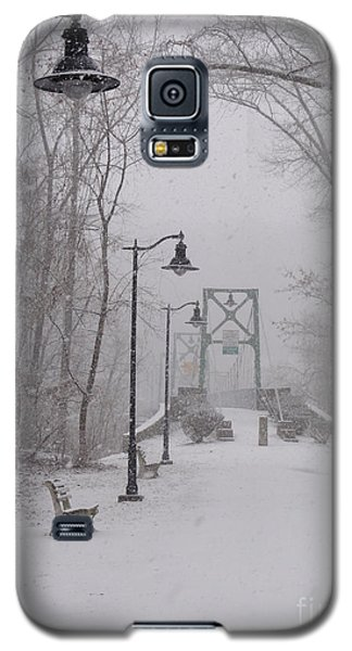 Snow At Bulls Island - 05 Galaxy S5 Case