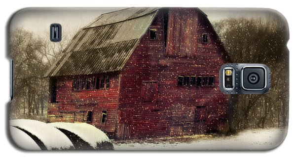 Snow Bales Galaxy S5 Case