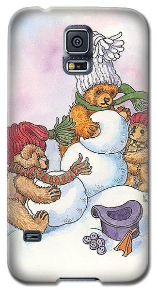 Snow Bears Galaxy S5 Case