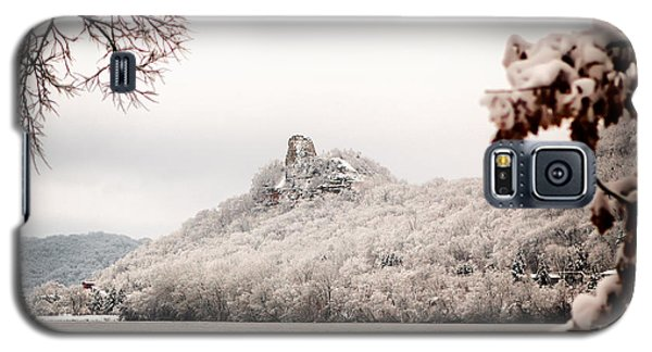 Snow Covered Sugarloaf Galaxy S5 Case