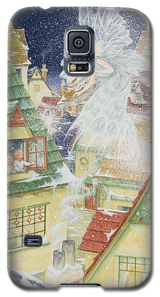 Snow Fairy Galaxy S5 Case