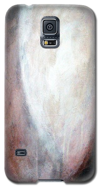 Snow Falls Between The Trees Galaxy S5 Case