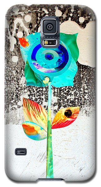 Snow Flower Galaxy S5 Case