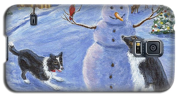 Snow Friends Galaxy S5 Case by Fran Brooks