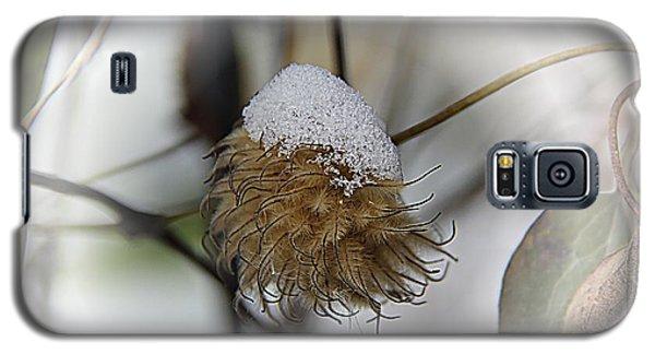 Snow Hat  Galaxy S5 Case by Yumi Johnson