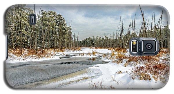 Snow On Roberts Branch Galaxy S5 Case