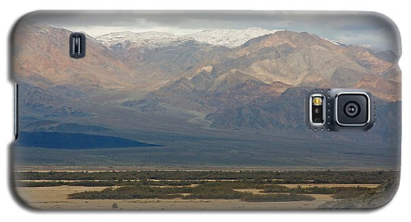 Snow Peaks Galaxy S5 Case by Stuart Litoff