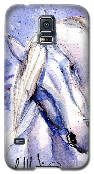 Snow Pony 1 Galaxy S5 Case