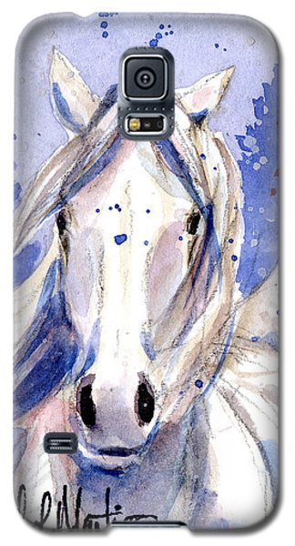 Snow Pony 2 Galaxy S5 Case