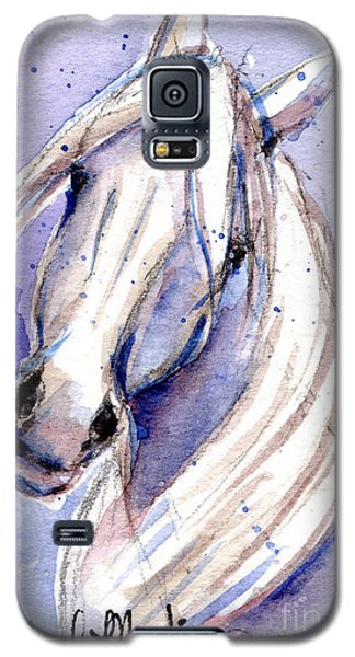 Snow Pony 3 Galaxy S5 Case