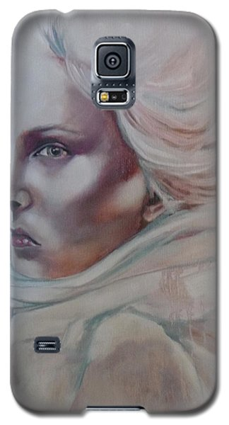 Snow Queen Galaxy S5 Case by Irena Mohr