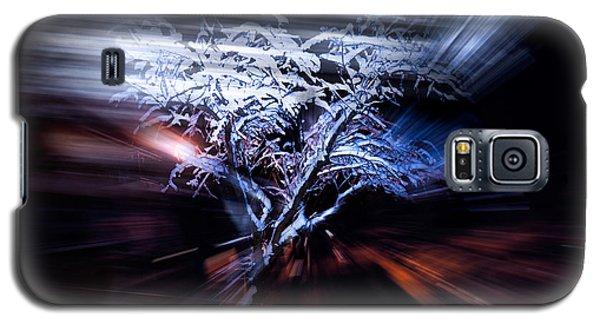 Snow Storm  Galaxy S5 Case