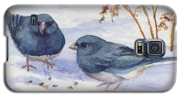 Snowbirds Galaxy S5 Case