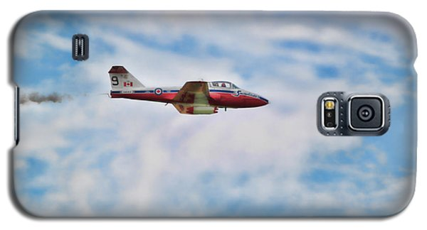 Snowbirds Number 9 Galaxy S5 Case by Cathy  Beharriell