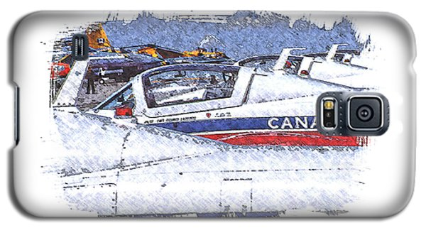 Snowbirds Galaxy S5 Case