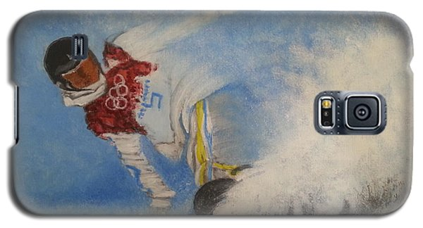Snowboarder Galaxy S5 Case