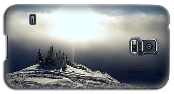 Snowcloud Sunburst Galaxy S5 Case