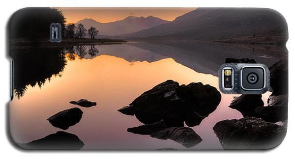 Snowdon At Dusk Galaxy S5 Case