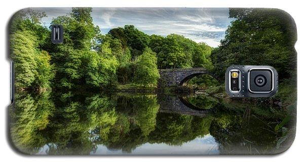 Snowdonia Summer On The River Galaxy S5 Case
