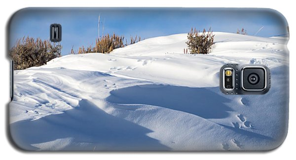 Snowdrifts Galaxy S5 Case