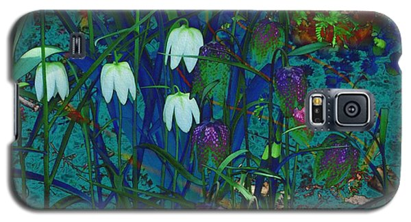 Snowdrops Galaxy S5 Case by Kathie Chicoine