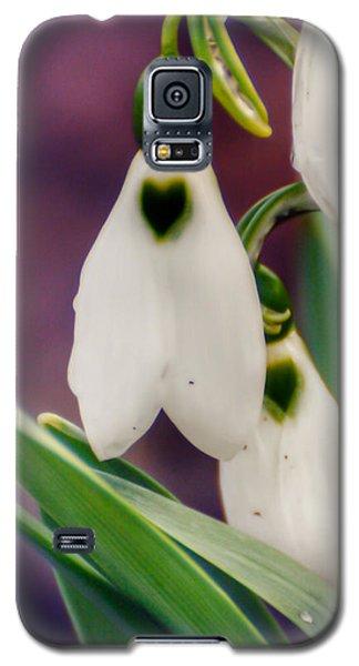 Snowdrops Galaxy S5 Case