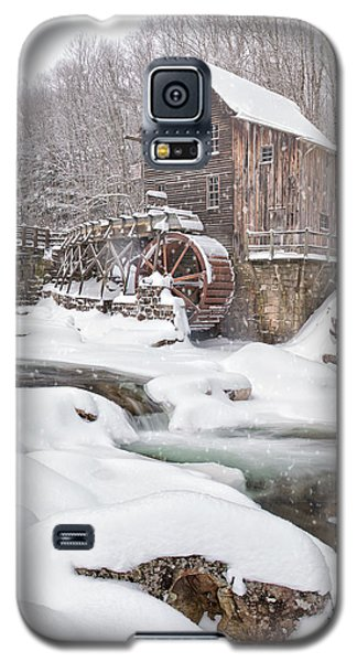 Snowglade Creek Grist Mill Galaxy S5 Case